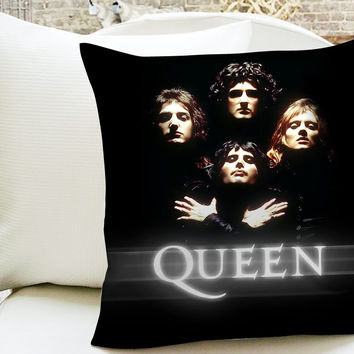 Almost Queen Album Pillow Cases