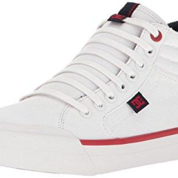 DC Women's Evan Hi TX Skateboarding Shoe