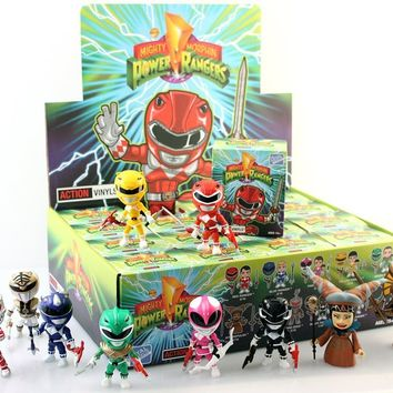 Power Rangers Mighty Morphin Wave 1 Blind Box Figure (One Random Figure)