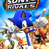 Sonic Rivals - Sony PSP