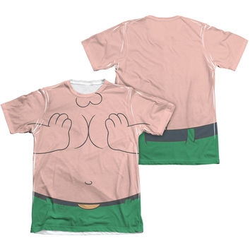 FAMILY GUY SQUISHED Short Sleeve T-Shirt 1 or 2 sided