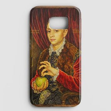 Boy With Apple Grand Budapest Hotel Samsung Galaxy Note 8 Case