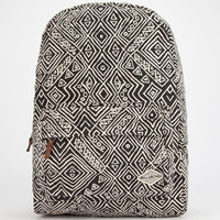 Billabong Hand Over Love Backpack Black Combo One Size For Women 25622114901