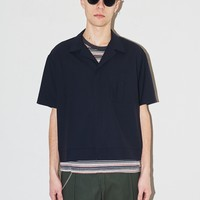Wool Bowling Shirt - Assembly New York