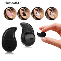 Hot s530 Mini Style Bluetooth Headset Wireless Bluetooth Earphone Music Sport Earbuds With Mic For Mobile Phone iphone