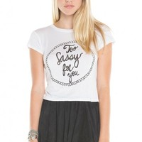 Brandy Melville $18 shirt available on brandymelvilleusa.com