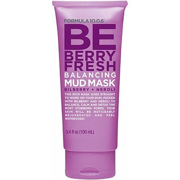 Formula 10.0.6 Be Berry Fresh Balancing Mud Mask
