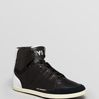 Adidas Y-3 Honja High Top Sneakers