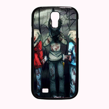 Creepypasta Ticci Toby dead FOR SAMSUNG GALAXY S4 CASE *PS*