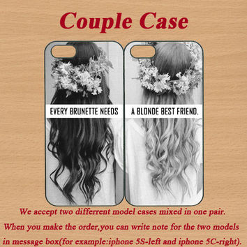 iphone 5c case,iphone 5c cover,cute iphone 5c case,iphone 5s case,iphone 5s cases,iphone 5s cover,iphone 5 case--best friends,in plastic.