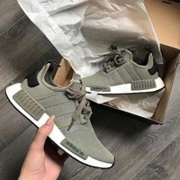 Adidas' NMD R1 Boost Casual Sports Shoes