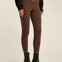 FENDI Women leggings Movement trousers