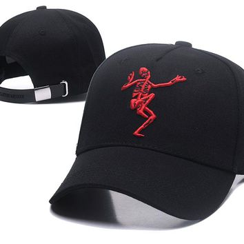 Alexander Mc Queen Stylish Golf Baseball Cap Hat