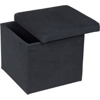Walmart: Mainstays Square Storage Ottoman, Multiple Colors
