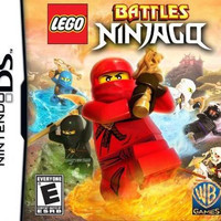 LEGO Battles: Ninjago - Nintendo DS (Game Only)