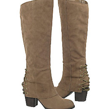 "Product: Fergalicious® ""Toil 2"" Casual Mid-Calf Boots"