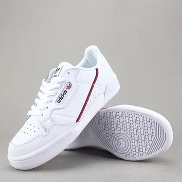 Trendsetter Adidas Continental 80 Women Men Fashion Sneakers Spo ee4cd7bfe