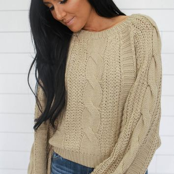 Out Of Town Sweater