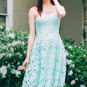 Harpeth Lace Dress