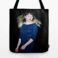 Soo Spinning Tote Bag by Stephen Linhart