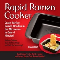 2-Pack Rapid Ramen Cooker