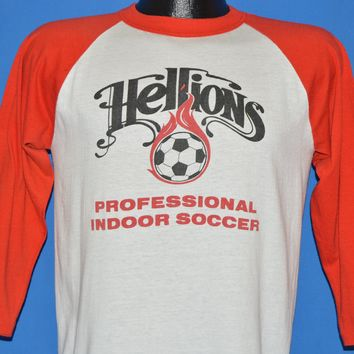 80s Hellions Professional Indoor Soccer t-shirt Medium
