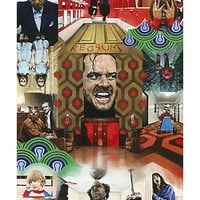 Collage The Shining Poster - Spencer's