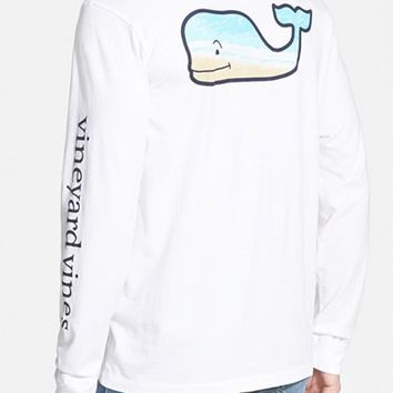 Men's Vineyard Vines Long Sleeve Graphic T-Shirt