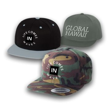 *NEW*- SnapBack Collection (Camo/Black/Grey/Silver)