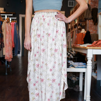 Spring Forward Maxi Skirt