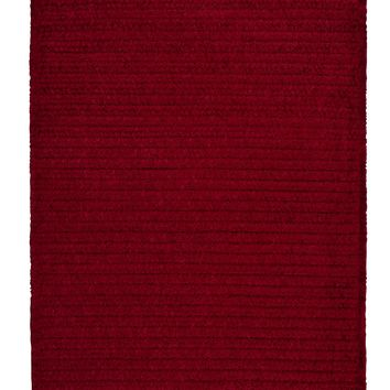 Colonial Mills Simple Chenille M703 Sangria Kids/Teen Area Rug