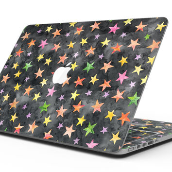 Halloween Color Stars - MacBook Pro with Retina Display Full-Coverage Skin Kit