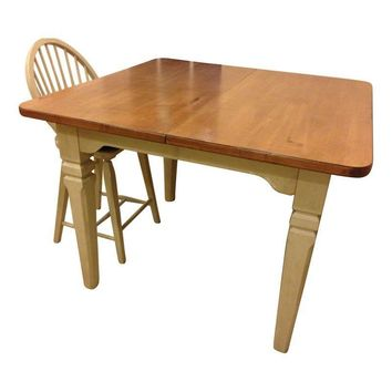 Pre-owned Ethan Allen Counter Height Dining Set