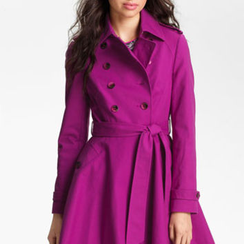 Ted Baker London Double Breasted Trench Coat | Nordstrom