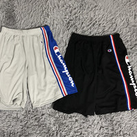 Champion 2019 new breathable cotton sports shorts