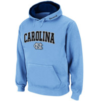 North Carolina Tar Heels :UNC: Classic Twill II Pullover Hoodie Sweatshirt- Carolina Blue