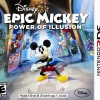 Disney Epic Mickey: The Power of Illusion - Nintendo 3DS