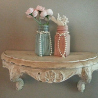Vintage Ornate Burwood Shelf