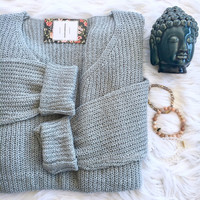 Legging Sweater in Stone