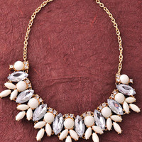 Dressed to the Nines Gemstone Necklace