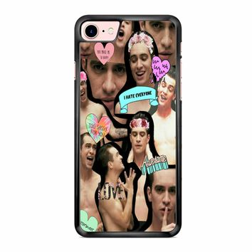 Brendon Urie Collage 2 iPhone 7 Case