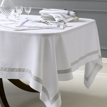 Lowell Formal Table Linens by Matouk