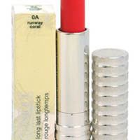 Long Last Lipstick - # 0A Runway Coral Lipstick Clinique