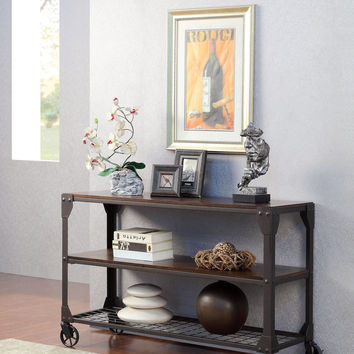Cm4111S Sofa Table  Edgeley I Collection
