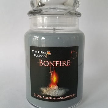 Dark Souls - Bonfire 26oz Soy Candle