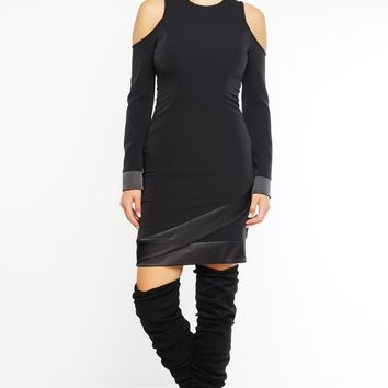 Mya Dress - Black