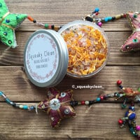 Lavender and Calendula Pink Himalayan Bath Salts