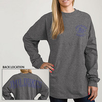 James Madison University Women's Ra Ra Long Sleeve T-Shirt
