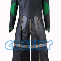 Thor: The Dark World Loki Outfit Costume