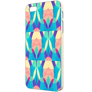 Pattern iPhone Case - FREE Shipping to USA abstract fun print patterns art artsy hipster blue yellow purple tribal psychedelic iphone case